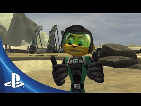 Ratchet &amp; Clank Collection Trailer