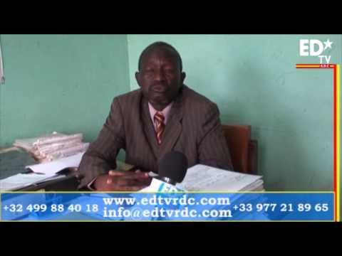 LE PRÉSIDENT DE L'UDPS KOLWEZI  FAIT LE POINT.