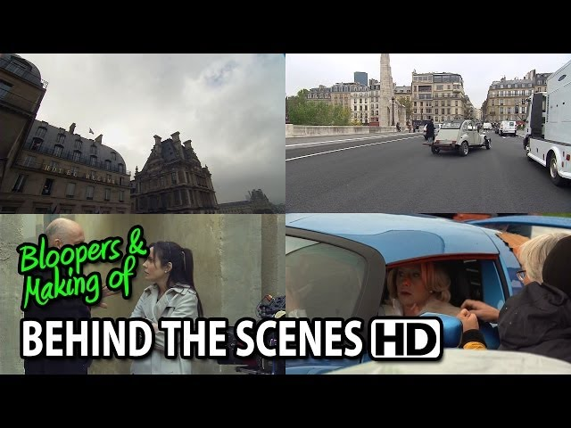 Red 2 (2013) Making of & Behind the Scenes (Part1/2)