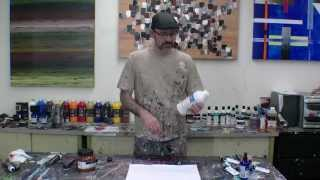 Art Tips And Art Techniques How To Seal A Canvas For