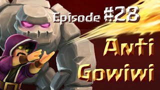 #28 Clash Of Clans Base Anti GoWiWi