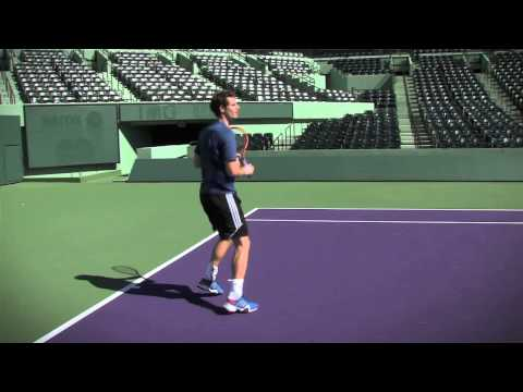 HEAD - Upgrade Your Game With Andy Murray Part 1