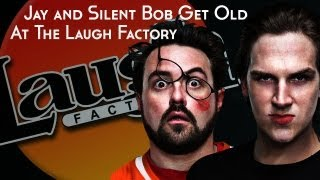 Laugh Factory: Jay and Silent Bob Get Old