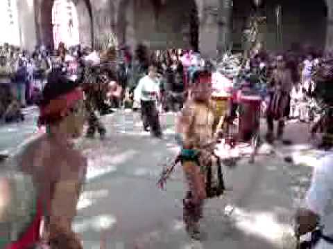 danzas prehispanicas tultitlan