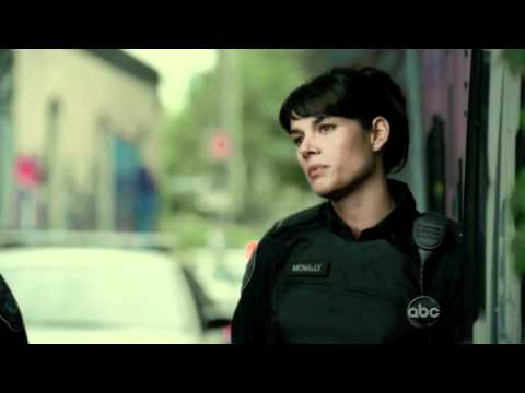 Sam Swarek & Andy McNally (Rookie Blue S03 Ep02) PART 1