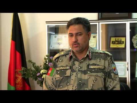 Afghan  Border Security