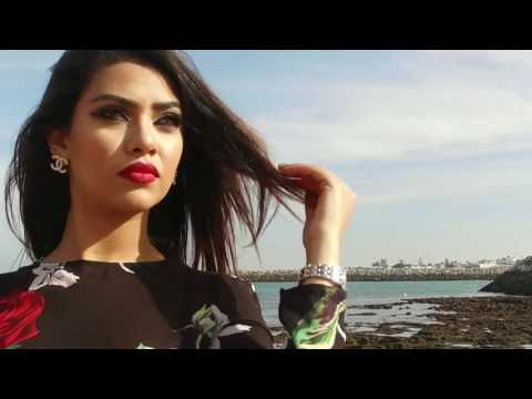 """كريم التركي يطرح كليب """"جامي نعشق من جديد"""" بمشاركة ملكة جمال المغرب"""