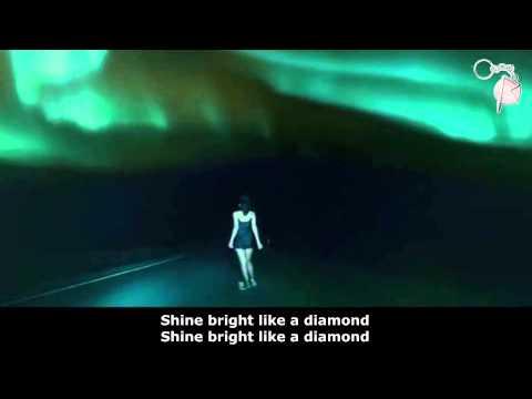 Lirik Lagu Terbaru Rihanna Diamonds Lyrics