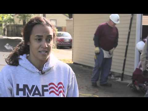 ABC Cares Week with the Hoosier Veterans Assistance Foundation
