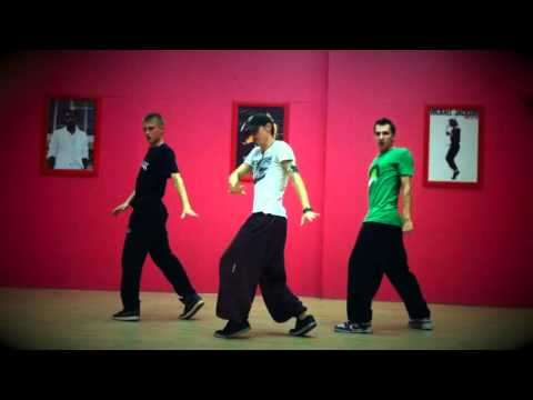 """Vybz Kartel - What Goes Up"" Ragga Dancehall Choreography by Andrey Boyko (sept2011)"