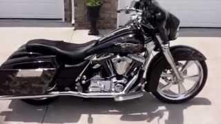 2006 Harley Davidson Street Glide FBI Conversion