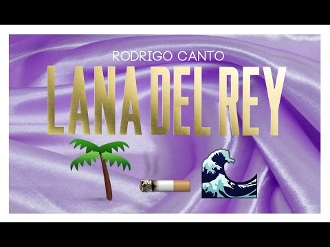 LANA DEL REY - SUMMERTIME SADNESS VIDEO (MADE BY MYSELF)