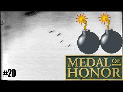 Medal of Honor #20 - Bombas