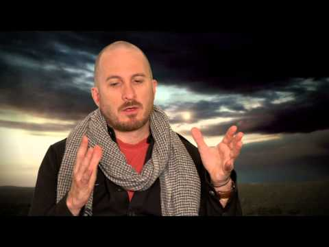 Noah: Director Darren Aronofsky On Set Movie Interview Part 1 of 2