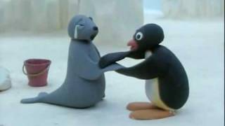 Pingu Goes Fishing.