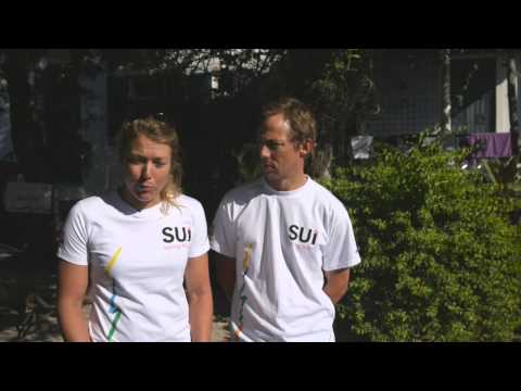 Rio Test Event - Bühler Brugger Nacra 17