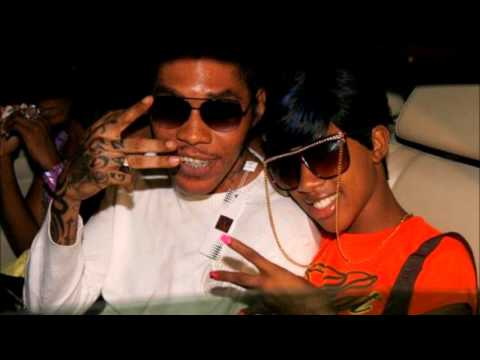 Vybz Kartel Ft Gaza Slim - Celebrate - November 2012