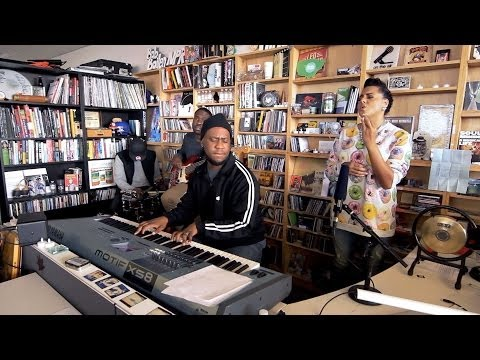 Live @ NPR Music Tiny Desk Concert