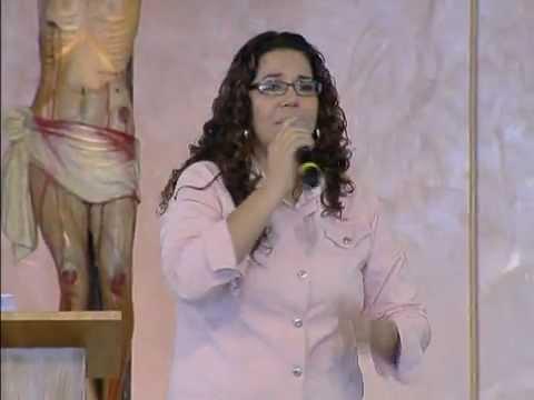 Saudade de Ti - Eliana Ribeiro - ♫ Estava com saudade de Ti...♫ e Ministração