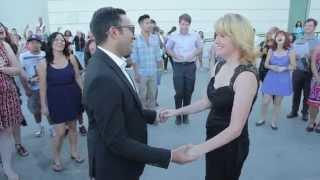 Most Romantic Long Distance Surprise Proposal Ever -  #OOPS