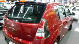 Renault Sandero Gt Line 2013 Colombia Video De Carros Auto
