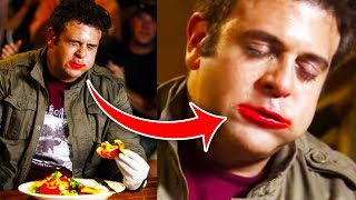 10 Times Adam Richman & Casey Webb WON On Man Vs Food!