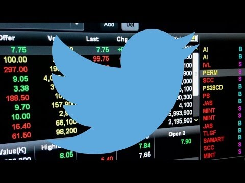 Could Twitter Crash the Stock Market?