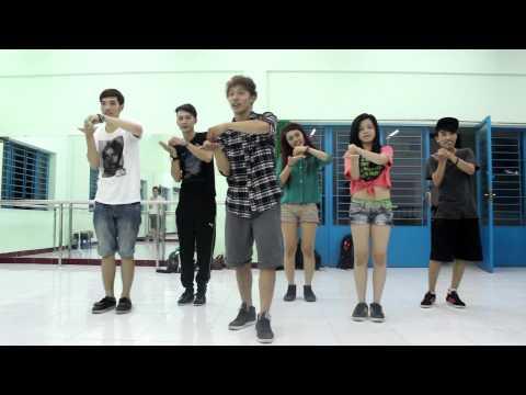 Hướng dẫn nhảy dân vũ rửa tay - Lifebuoy (choreography by ReDcAt)