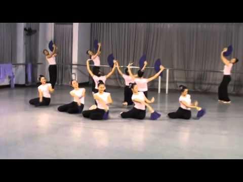 Trường Múa Tp Hồ Chí Minh : Múa Dân Gian 6k4