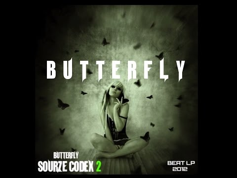 Butterfly - Instrumental - Sourze Codex 2 Beat LP (2012)