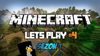 Minecraft Zaczyna Sie Chata!! #4