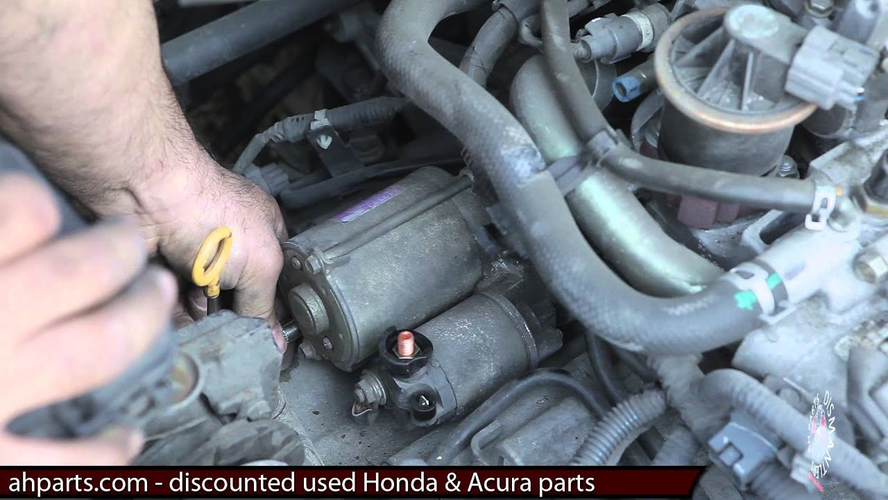 honda civic horn relay location