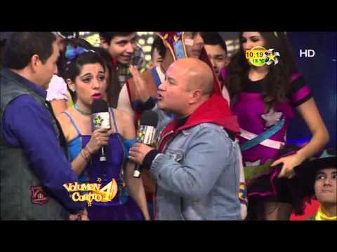 La pelea completa de Miguel Díaz y Nina La Bailarina