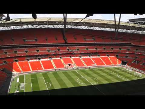 Palace vs Watford play-off final FULL DAY