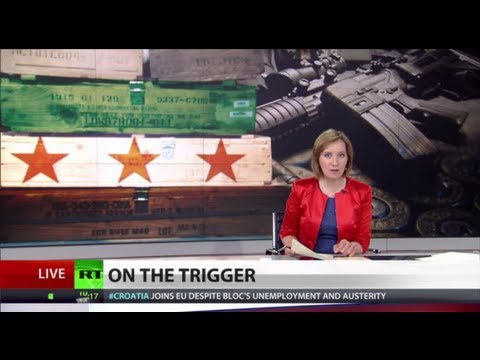 Refined Rebels: US to keep weapon tide from extremists in Syria?