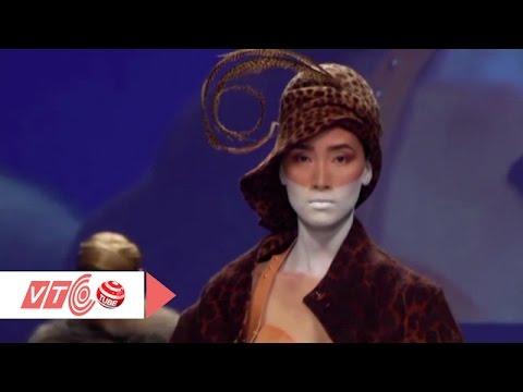 Trang Khiếu chinh phục làng thời trang thế giới | VTC