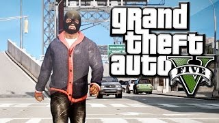 GTA 5 PS4 Gameplay Analysis - Official GTA V Online News Update PC & Next Gen Info - (GTA 5 Online)