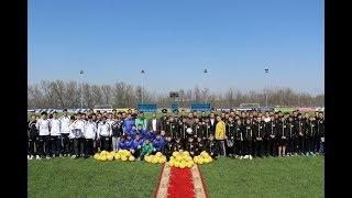 У ХНУВС відбулися ігри Чемпіонату України з футболу