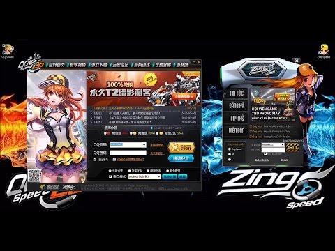 Speed So Sánh Giao Diện QQ Speed 2.0 và Zing Speed