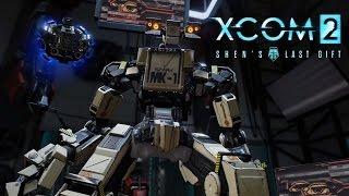 XCOM 2 - Shen's Last Gift DLC Megjelenés Trailer