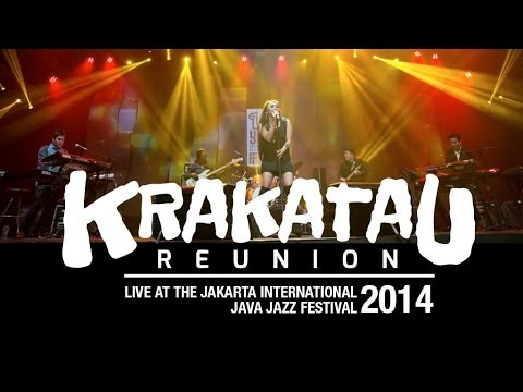 Krakatau Reunion Live at Java Jazz Festival 2014