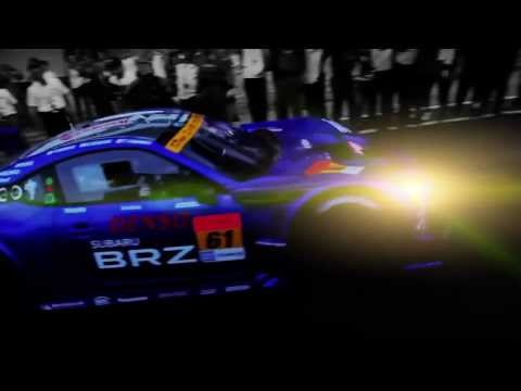 SUBARU BRZ GT300 Racing Sound!!