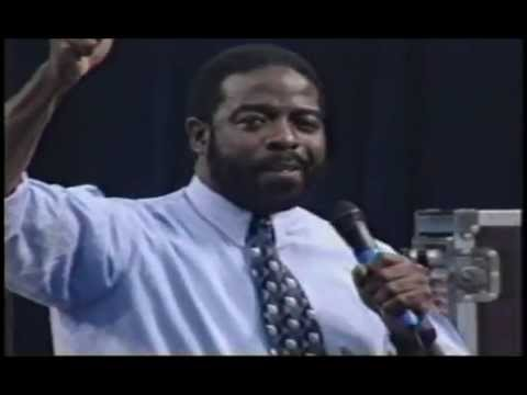 It's Not Over Video Of Les Brown - Motivational Guru just by being himself