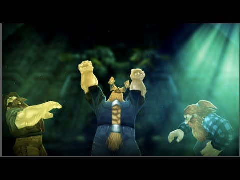 We Three Dwarves - World of Warcraft (WoW) Machinima by Oxhorn