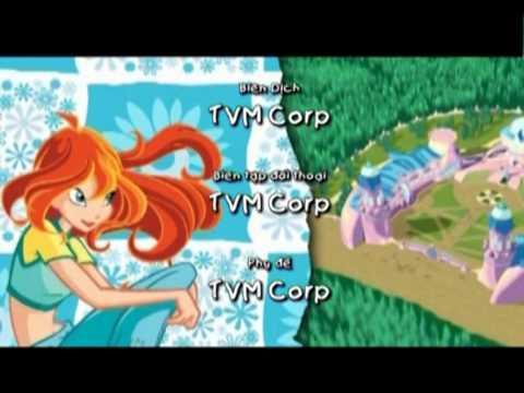 HTV3 | Phim hoạt hình | OST | Những nàng tiên Winx xinh đẹp