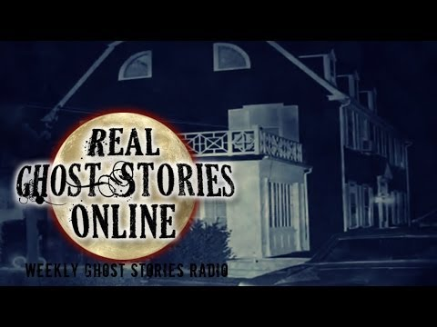 Real Ghost Stories Online Radio: The Amityville Horror