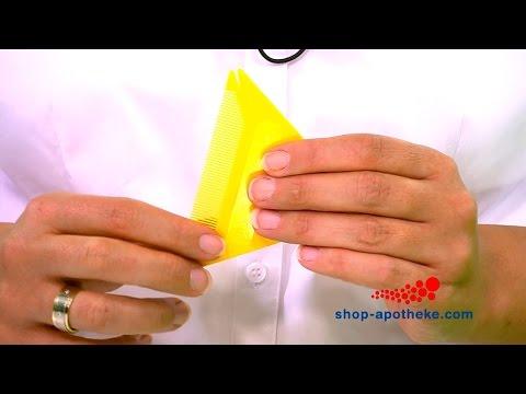 Zeckenkammkarte: Anwendung, Tipps & Tricks