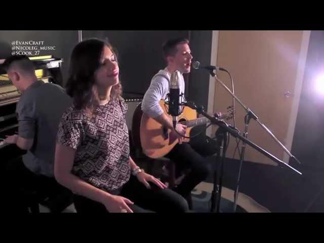 Evan Craft y Nicole Garcia - Resplandeces (BRIGHTER - HILLSONG Young & Free)