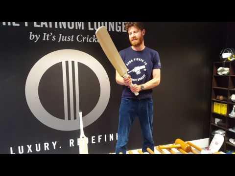 Blank Bats B20 XL Players Cricket Bat