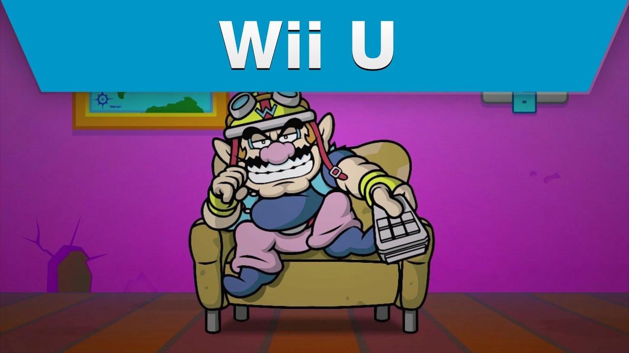 Wii U Game Trailer : Wii u game wario teaser trailer youtube